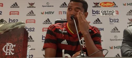 Pedro Rocha foi um dos reforços do time para 2020. (Arquivo Blasting News)
