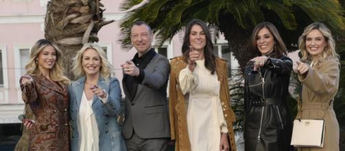 Sanremo 2020: con Amadeus nel cast anche 10 donne, tra cui Mara Venier, Antonella Clerici e Diletta Leotta.