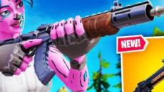 Latest 'Fortnite' patch brings a new weapon, reduces upgrade costs, and more