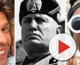 Fedez, Mussolini e Bello FiGo.