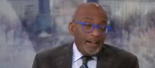 "Al Roker stays calm, but stands firm on wearing ties on ""3rd Hour of Today."" [Image source:3rd Hour TODAY-Twitter]"
