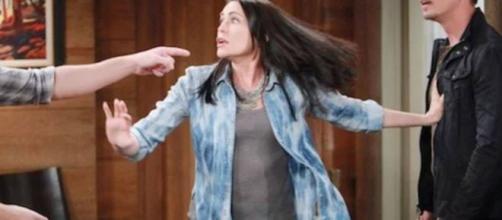 Beautiful, anticipazioni americane: Quinn chiede a Wyatt di perdonare Flo e sposarla