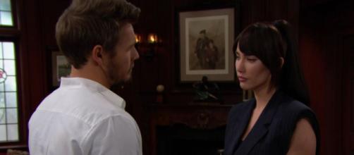 Beautiful anticipazioni: Steffy consola Liam dopo il divorzio da Hope