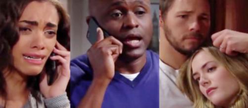 Beautiful, trame Zoe apprende che Reese ha rapito la figlia di Hope e Liam