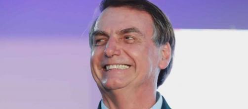 Bolsonaro anuncia reajuste. (Reprodução/Instagram/@jairmessiasbolsonaro)