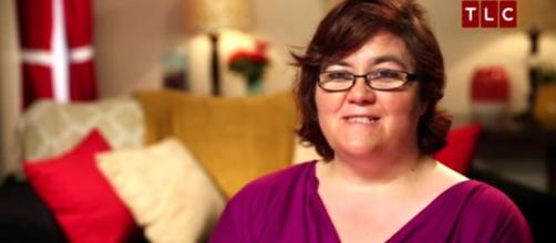 Danielle Jbali loses weight and focuses on being better as she becomes a great-aunt. (Image source :Youtube @tlc)