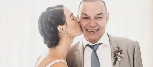 Ísis Valverde posta homenagem ao pai falecido. (Arquivo Blasting News)