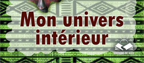 L'ouvrage intitulé 'Mon univers intérierieu' d'Eric Théophile Tchoumkeu (c) Eric Tchoumkeu
