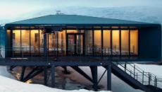 Nova Estação Comandante Ferraz é inaugurada na Antártida