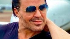 Eduardo Costa presta depoimento à polícia após ser acusado de ameaçar cantor