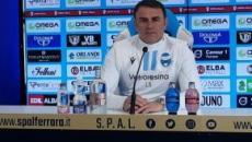 Spal, Semplici: 'Col Milan non eravamo nelle condizioni di fare l'impresa'
