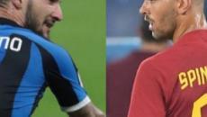 Spinazzola, nervi tesi tra Inter e Roma: lo scambio con Politano rischia di saltare
