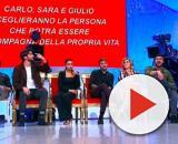 Uomini e Donne, Carlo contro Lorenzo Riccardi: 'Non fare il personaggio con me'