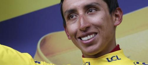Egan Bernal, il campione di ciclismo con più chilometri percorsi su Strava da Natale ad ora
