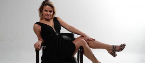 Glamour Garcia fez sucesso como Britney em 'A Dona do Pedaço'. (Arquivo Blasting News)