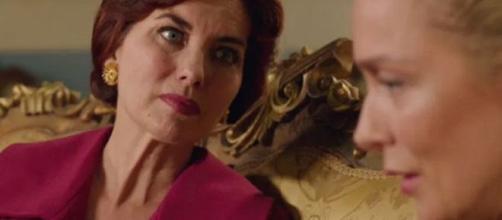 Il Paradiso delle signore, anticipazioni della puntata in onda il 23 gennaio: Flavia decide di lasciare Milano.