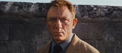 """James Bond """"No Time To Die"""" (2020). [Image source/ONE media YouTube video]"""