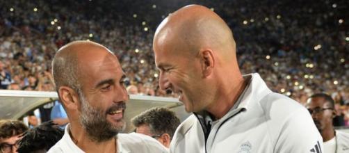 Mercato PSG : un 'Paris de folie' viserait Zidane ou Guardiola (Crédit instagram/realmadrid)