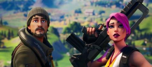 Search And Destroy mode is coming to 'Fortnite.' [Image Source: In-game screenshot]