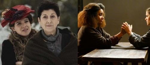 Una Vita, trame Spagna: Marcia in carcere, Genoveva riceve una lettera da Ursula