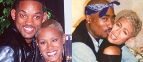 Will Smith, Jada Pinkett e Tupac Shakur.