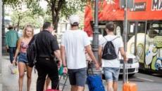 Algunos turistas intentan ganar dinero a los seguros con denuncias falsas