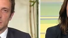 L'aria che tira, Fedriga a Bonafè su Gregoretti: 'Lei mi sta dando ragione, è molto grave'