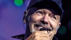 Vasco Rossi riceve il premio per il miglior concerto live del 2019