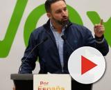 Santiago Abascal, líder de Vox - diario16.com