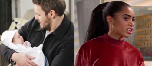 Beautiful, spoiler 20-25 gennaio Liam conosce sua figlia Beth, Reese salva Zoe