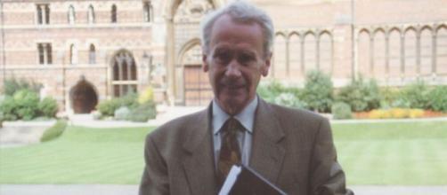 Christopher Tolkier publicou e editou livros póstumos de seu pai. (Divulgação/Tolkien Society)