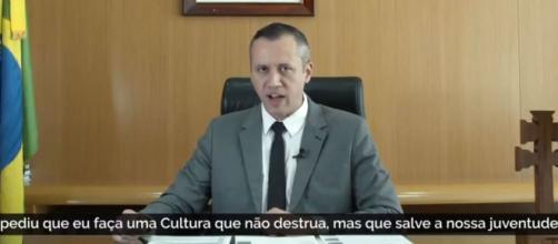Em vídeo, secretário da Cultura usa trechos de discurso de ministro da Propaganda nazista. (Arquivo Blasting News).