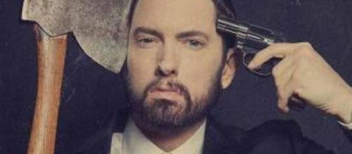 Eminem pubblica a sorpresa Music to be murdered by, il nuovo album ispirato ad Hitchcock