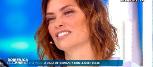 Il marito di Fernanda Lessa contro Antonella Elia.