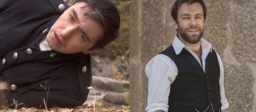 Il Segreto spoiler: Matias ritrova Meliton privo di vita, i sospetti puntano su Fernando