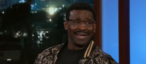 Irvin discussed about Brady's future with the Patriots. [Image Source: Jimmy Kimmel Live/YouTube]