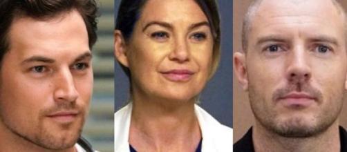 La showrunner di Grey's Anatomy avanza l'ipotesi di un nuovo triangolo amoroso per Meredith Grey.