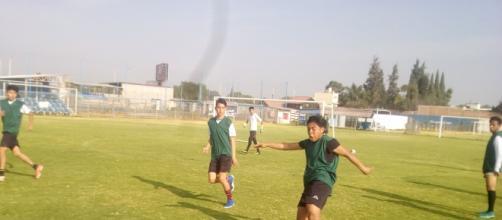 Los jugadores del Texcoco mantienen lucha cerrada por la titularidad