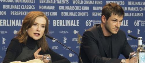 Nella rassegna di cinema francese dell'Institut Francais Palermo vedremo Isabelle Huppert e Gaspard Ulliel.