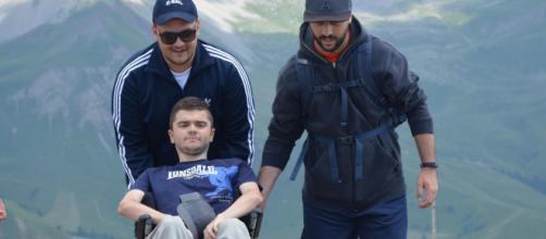 Niccolò, giovane disabile fiorentino deceduto dopo la caduta in una buca stradale