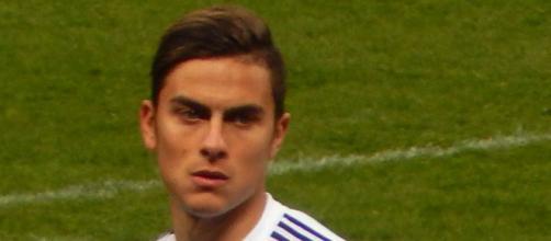 Paulo Dybala, punta della Juventus.