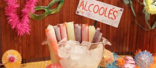Receita de Sacolés (geladinho) alcoólicos. (Arquivo Blasting News)