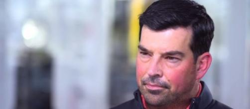 Ryan Day reacts to Clemson Tigers/LSU match, saying, 'it was hard to watch.' [Image Source: ESPN Collage Football/YouTube]