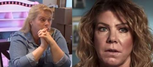 'Sister Wives' : Janelle says Meri pushed out by neighbors is real - Image credits - TLC 2) / YouTube