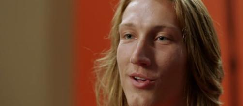 Trevor Lawrence sends an emotional message to Chase Brice as he leaves Clemson Tigers. Image credit:ESPN Collage Football/Youtube screenshot