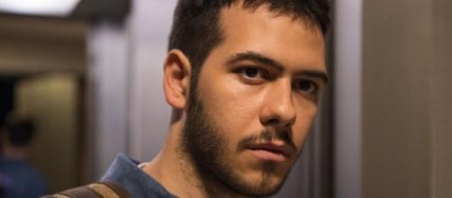 Vinicius investiga e descobre que Tales não presta. (Reprodução/TV Globo)