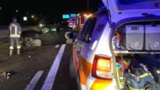 Calabria, pedone travolto e ucciso da un'autovettura