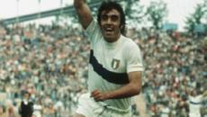 Calcio italiano in lutto: si è spento Pietro Anastasi