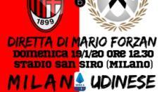 Milan - Udinese, pagelle e commento minuto per minuto: trionfano i rossoneri guidati da Rebic
