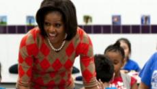 Michelle Obama's school lunch menu may be scrapped by the Trump administration